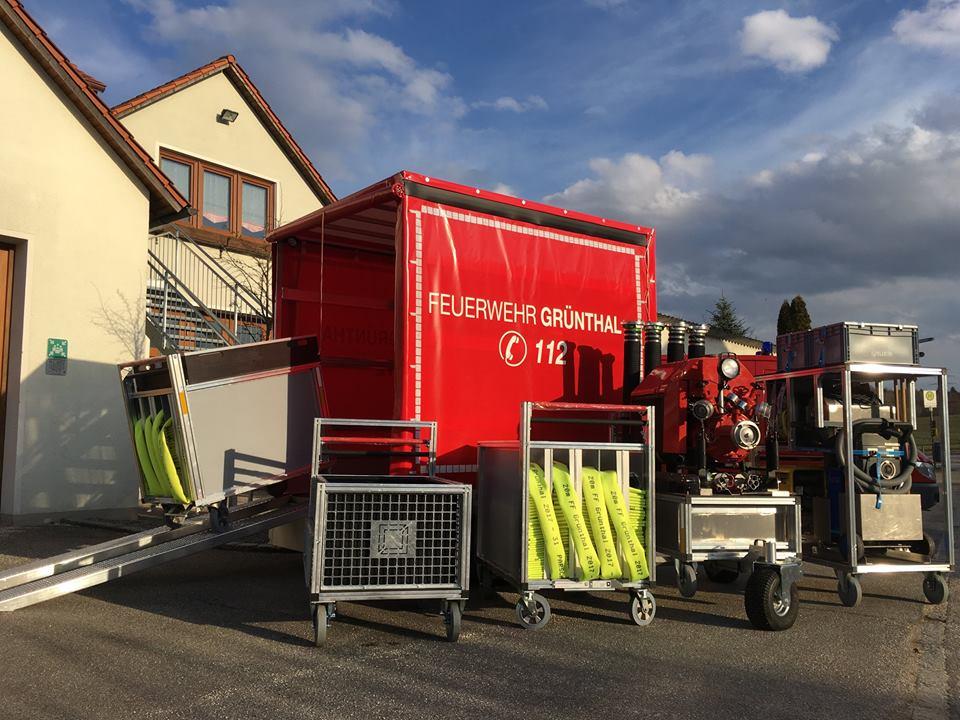 Feuerwehr Grünthal